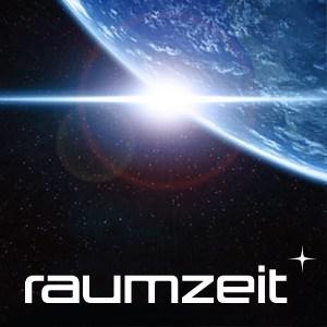 Raumzeit-Podcast-Logo